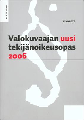 Tekijänoikeusopas 2006
